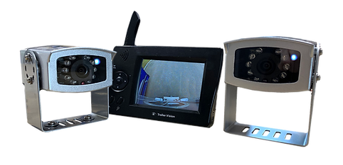 Digi-View digital wireless camera system