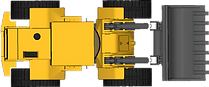 Wheel Loader Top View Graphic .png
