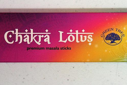 Chakra Lotus Incense 15g