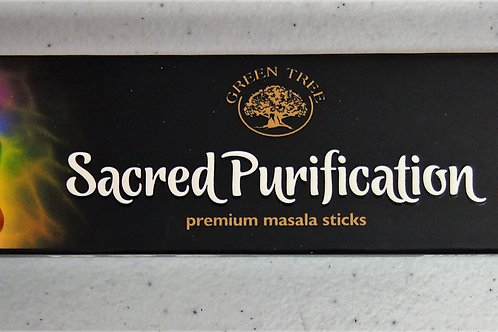 Sacred Purification incense 15g