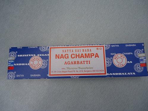 Nag Champa Blue incense 15g