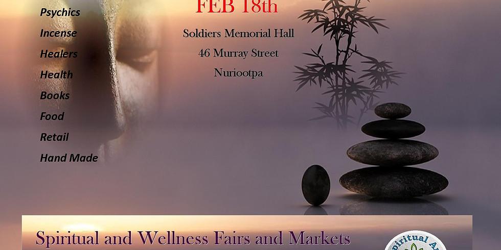Spiritual and Wellness Market Nuriootpa