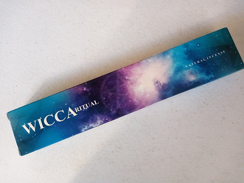 Wicca Incense 15g