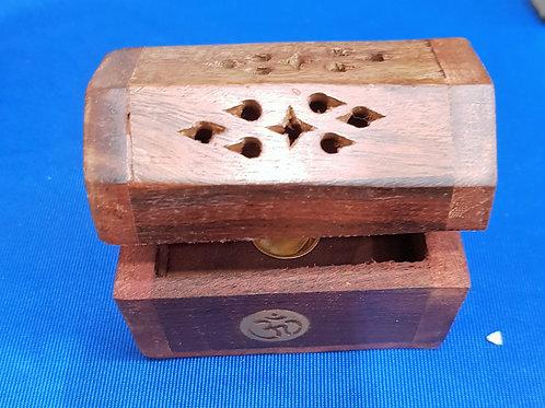 Wooden Small cone box