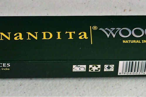 Woodspice incense 15g