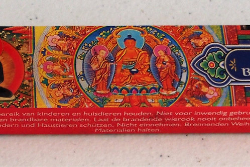 Buddhist Tantra Incense 15g