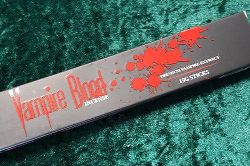 Vampires Blood incense 15g