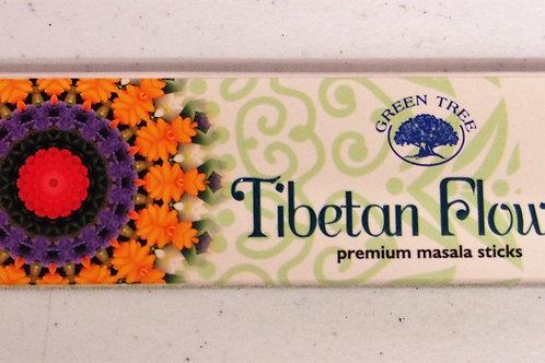 Tibetan Flowers incense 15g
