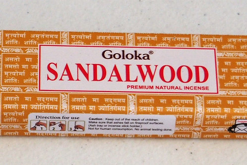Sandalwood incense 15g