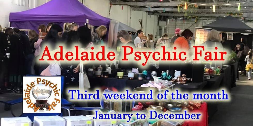 Adelaide Psychic Fair