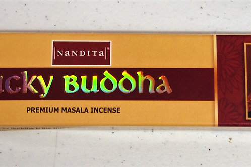 Lucky Buddha incense 15g