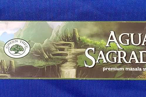 Agua Sagrados incense 15g