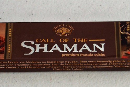 Shaman incense 15g