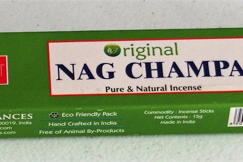 Nag Champa Green incense 15g