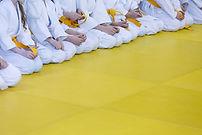 Martial Arts Students