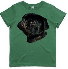 Kids t shirt green.JPG