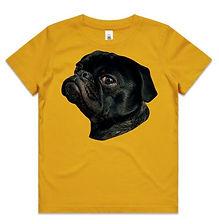 Kids t shirt yellow.JPG
