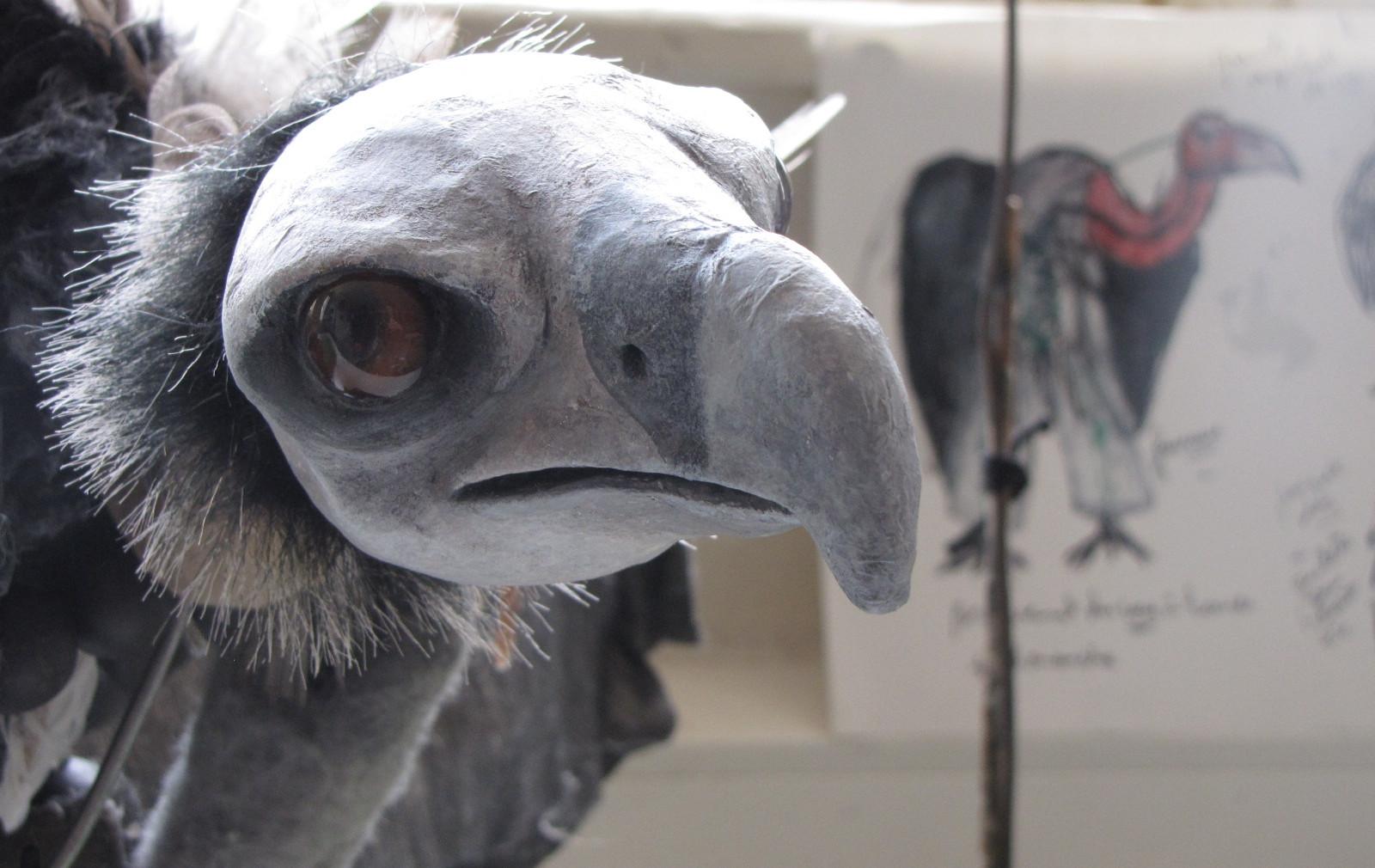 de nouvelles marionnettes-animales surgissent