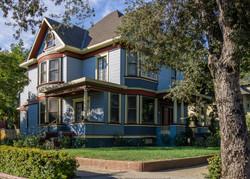 Miles Crookshank House