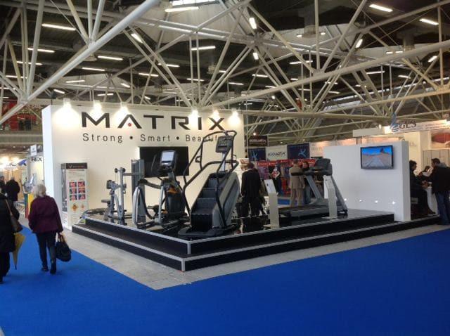 GLSAdvice Progetto e Allestimento Stand Matrix Forum Bologna
