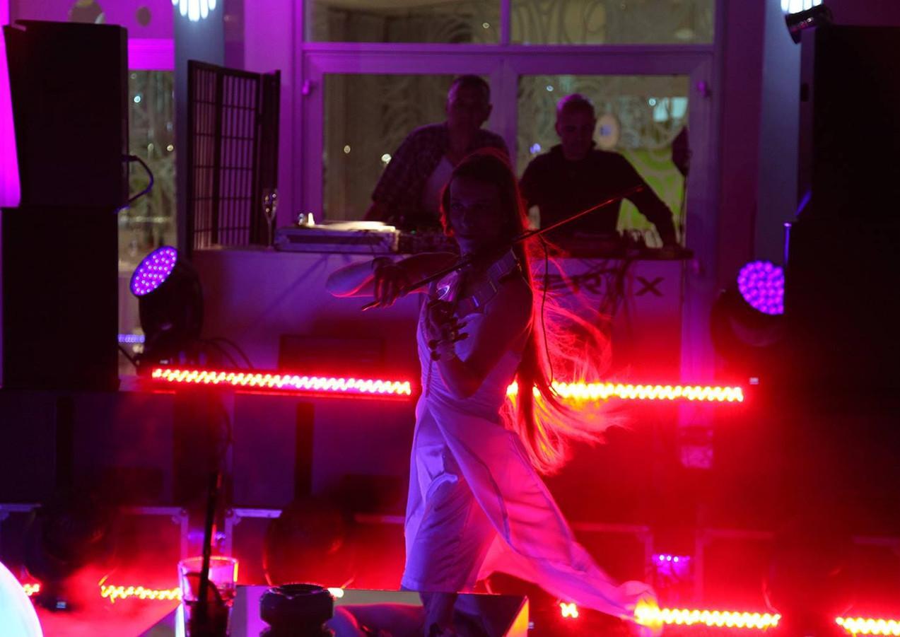 GLSAdvice_ Progettazione, allestimento e organizzazione Matrix Rimini Wellness_Party Matrix_Rimini