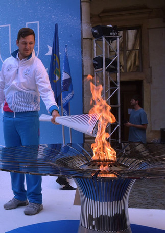 GLSAdvice_ FISU_Progettazione ed allestimento cerimonia accensione_fiaccola_sapere_29esima_universiade_invernale