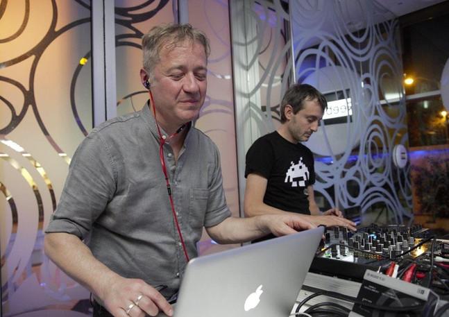 GLSAdvice_ Progettazione, allestimento e organizzazione Reebok Rimini Wellness_Party con DJ set di Casacci e Ninja dei Subsonica