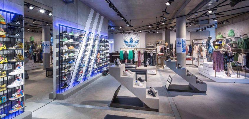 GLSAdvice Allestimento Store Adidas CityLife-Shopping-District