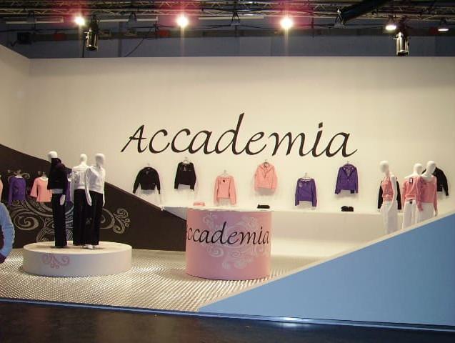 Allestimento GLSAdvice Presentazione Collezione Reebok Accademia_Firenze