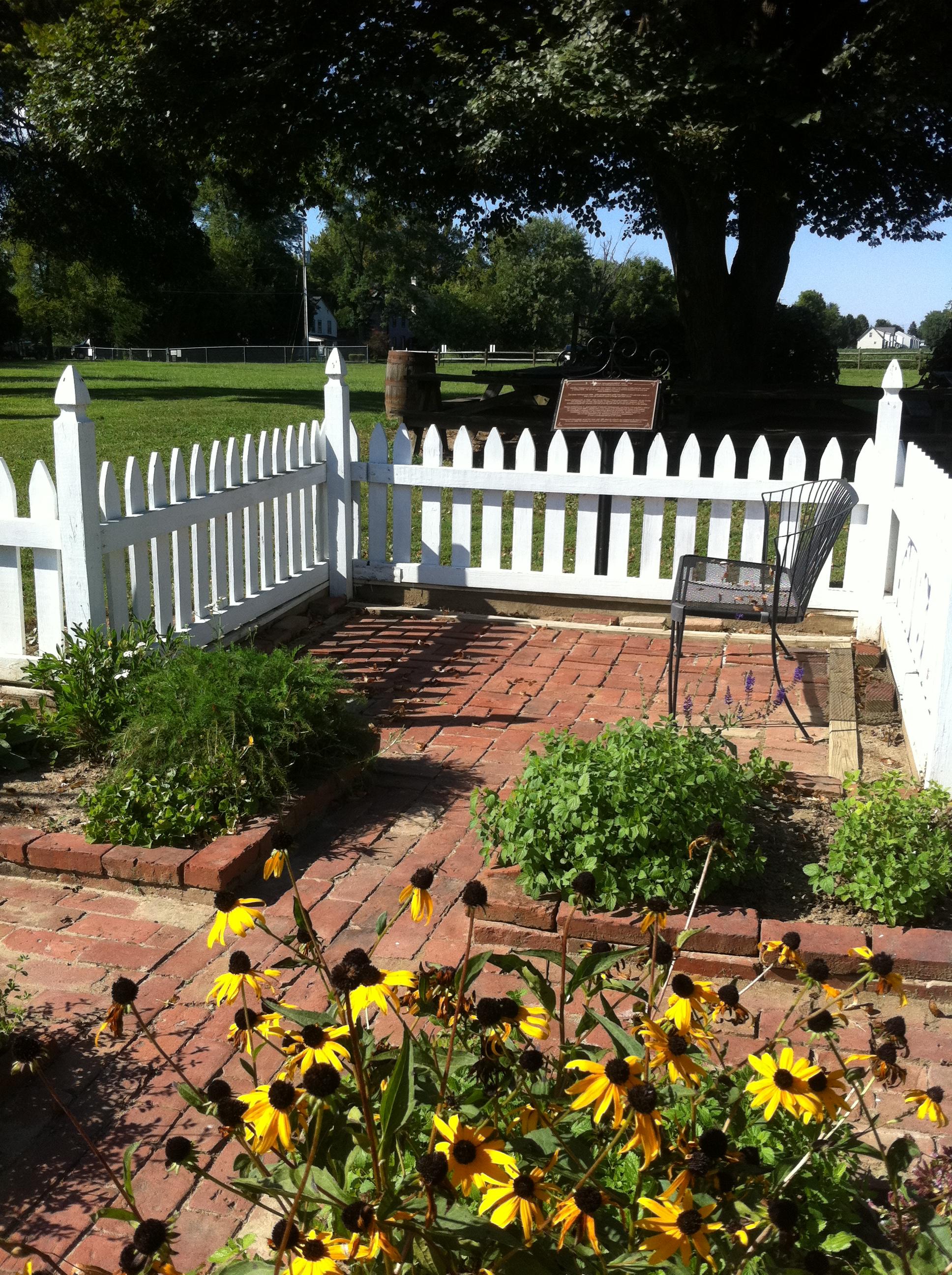 Hollingsworth Herb Garden