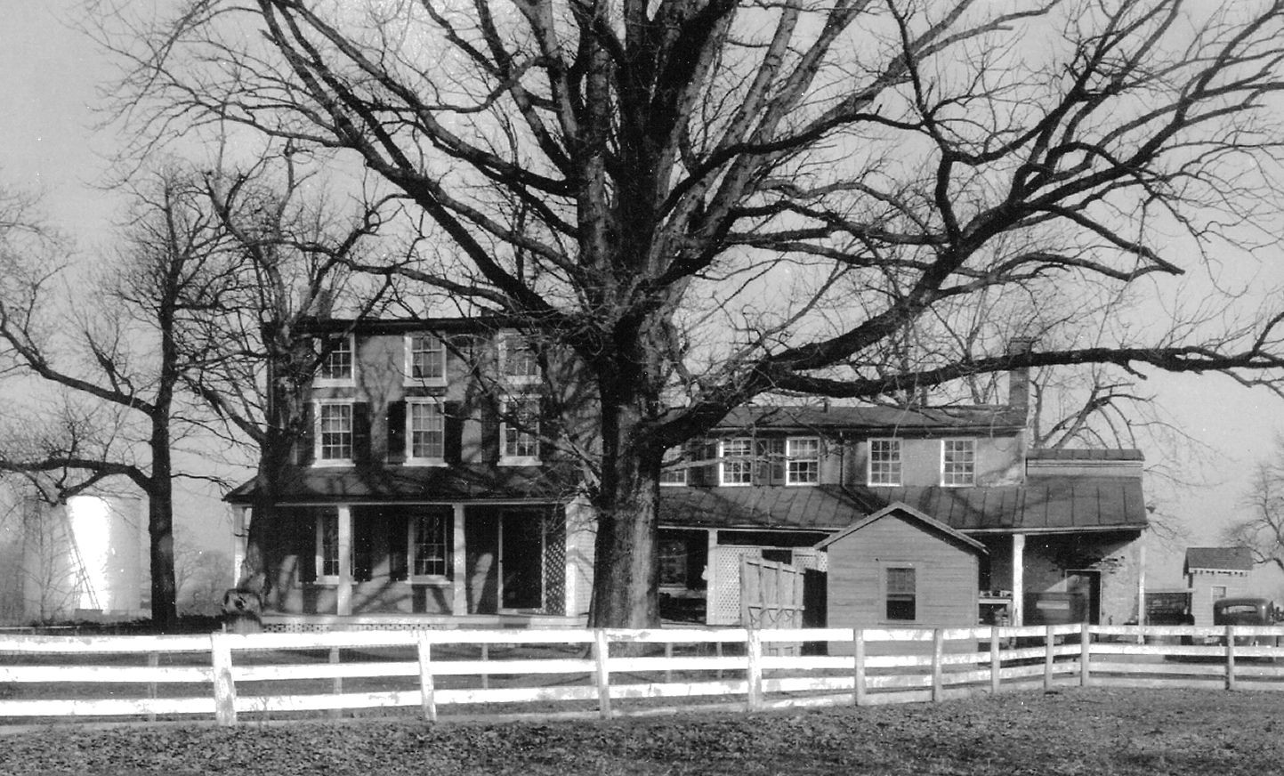 Hollingsworth House circa 1920