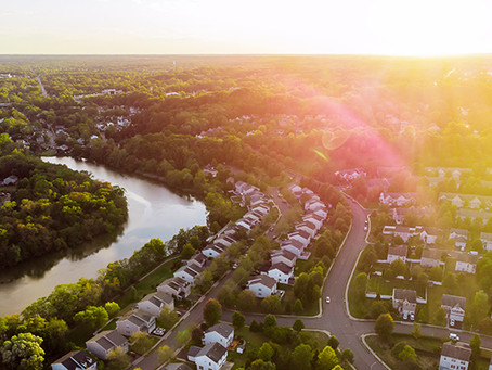 Real Estate in 2021 - 3 Reasons to be Optimistic