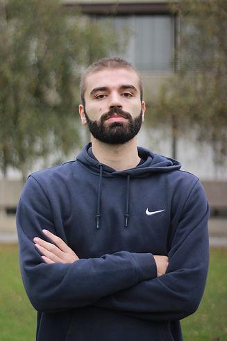 João Maria - Vogal do Departamento Despo