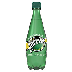 Perrier Bottle - Regular Size