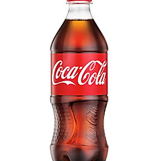 Coca Cola (Coke) 20 oz Bottle