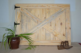 Barn Door Security Gate