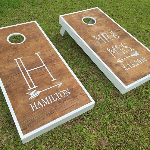 Wedding Cornhole Games