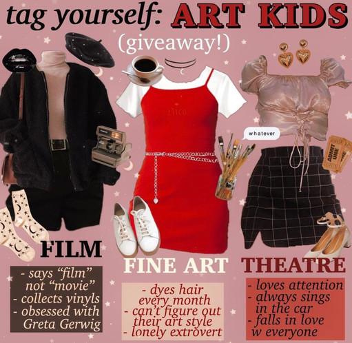 Art Supplies Giveaway