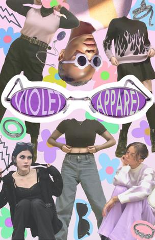 """Violet Apparel"""