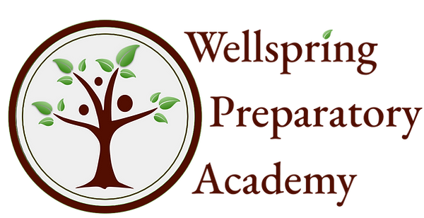 Wellspring Preparatory Academy Logo With