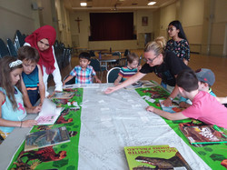 Summer Day Camp at Roncesvalles Ave