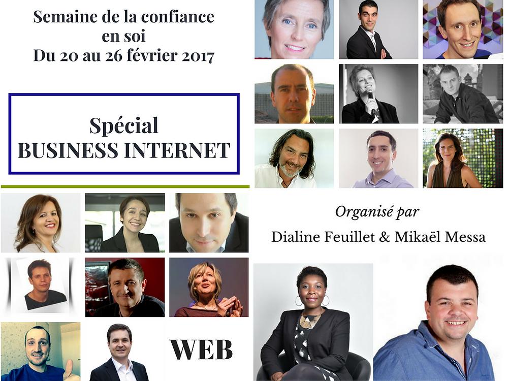 Semaine de la Confiance - Spécial Business Internet