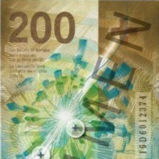 Spende CHF 200