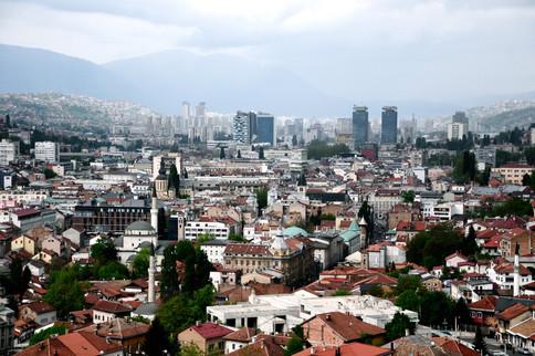 Cosmopolitan Sarajevo