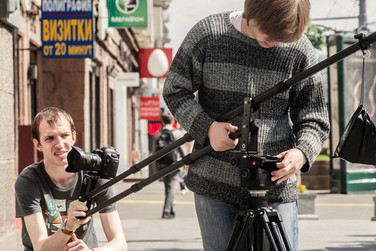 WANNA BE MY GIRL: Съёмка только начата