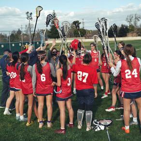 Girls lacrosse starts off 2-1