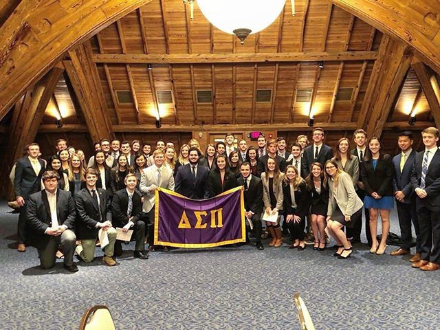 Welcome to our newly initiated brothers!