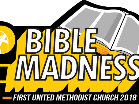 Bible Madness Has Begun!