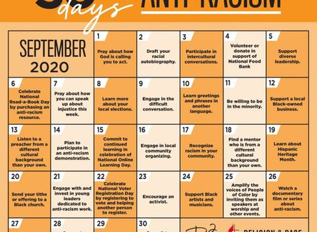 30 Days of Anti-Racism