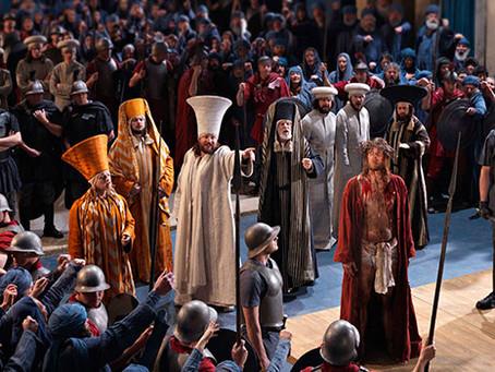 Passion Play 2020 in Oberammergau
